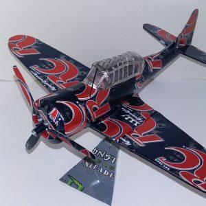 Aluminum can airplane Dauntless SBD