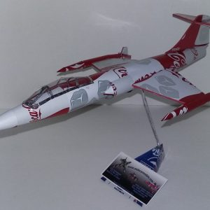 Coke Can airplane F-104 Starfighter